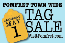 Pomfret Town Wide Tag Sale
